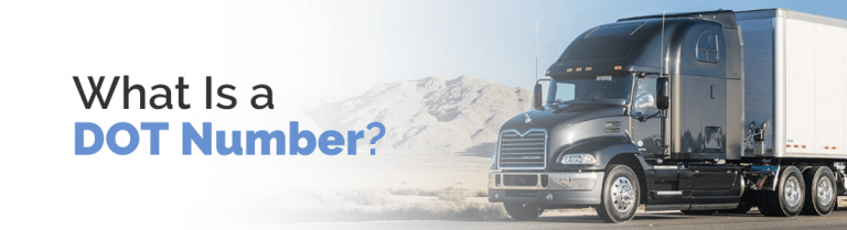 What Is a USDOT Number