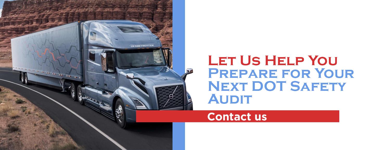 DOT Safety Audit Assistance