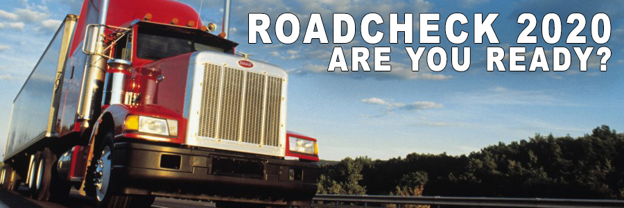 roadcheck 2020 - are you ready? title image