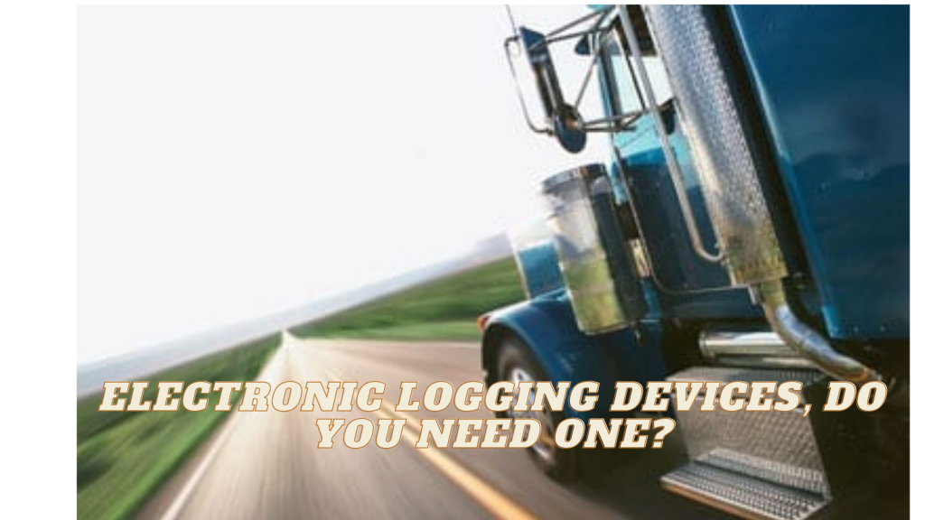 electronic logging devices, do you need one? title image
