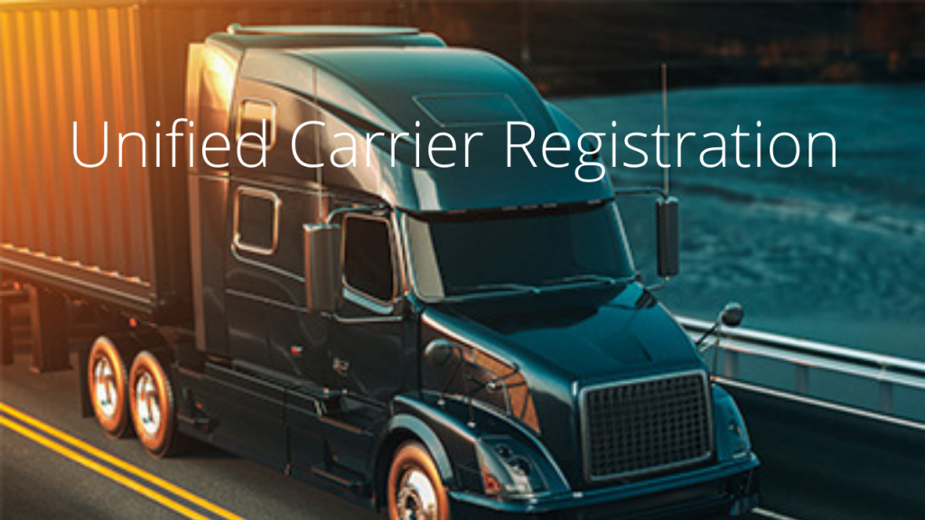 unified carrier registration title image