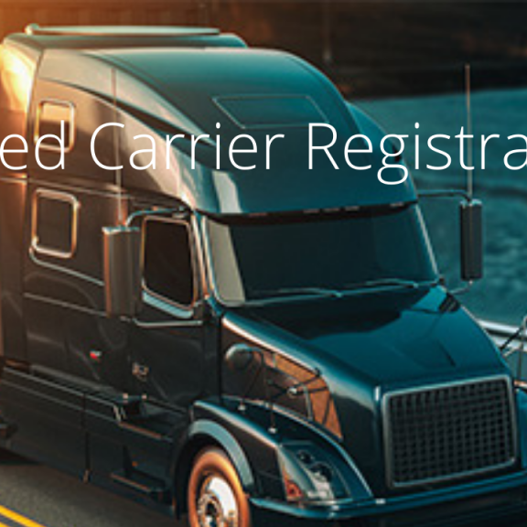 Unified Carrier Registration